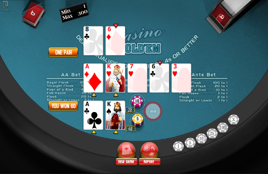 Casino Hold'em Online – Play Online for Free or Real Money